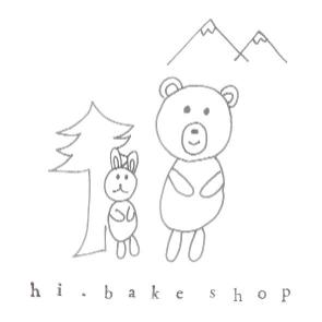 オンラインショップ「hi.bake shop」のご案内